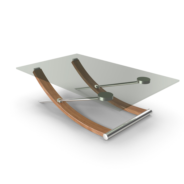 Robin Glass Coffee Table PNG & PSD Images