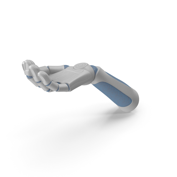 Robo Hand Handful Hold Pose PNG & PSD Images