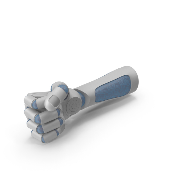 RoboHand Handle Grip Pose PNG & PSD Images