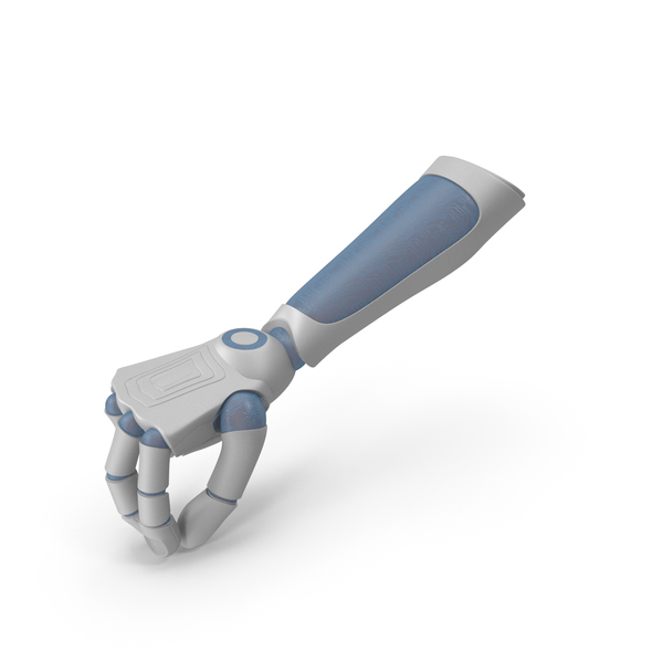 RoboHand Pouring Pinch Pose PNG & PSD Images