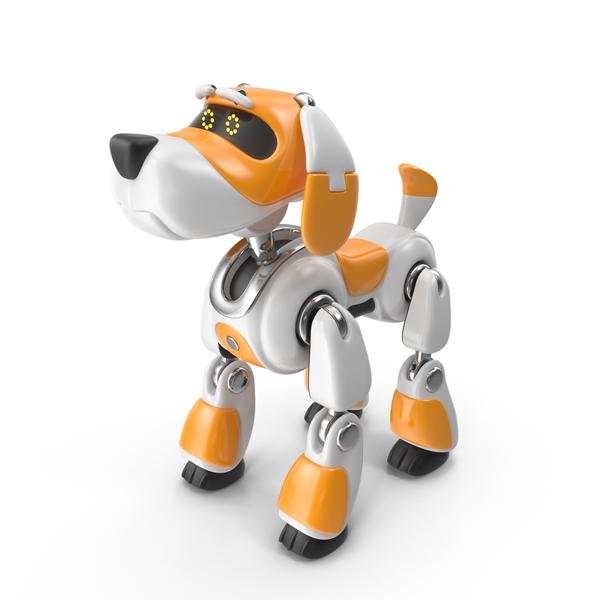 Robot Dog PNG & PSD Images