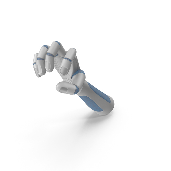 Robot Hand Object Grip Pose PNG & PSD Images