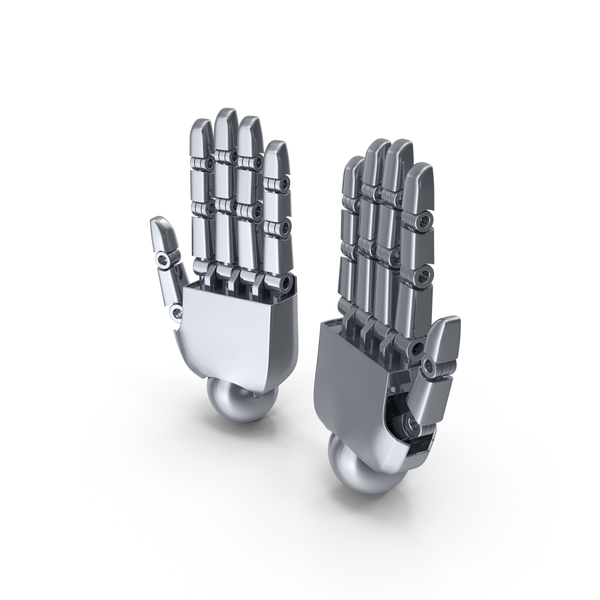Robot Hands PNG & PSD Images