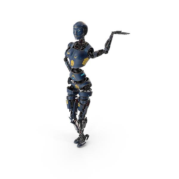 Robot LEDI PNG & PSD Images