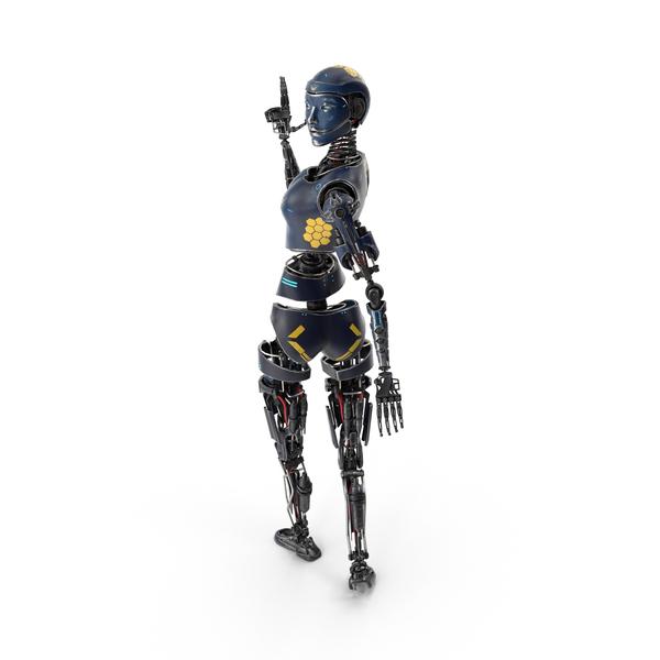 Robot LEDI001 PNG & PSD Images