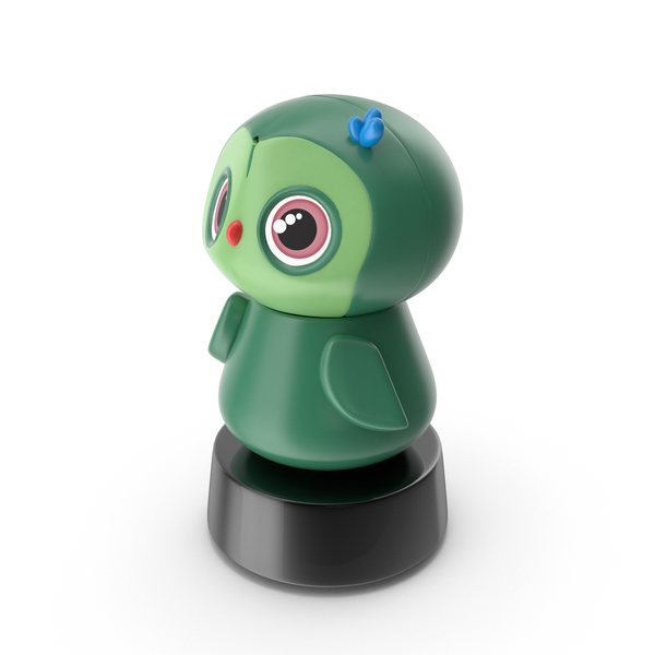 Toy: Robot Owl PNG & PSD Images