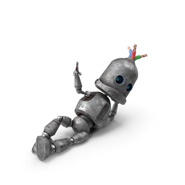 Robot Rob PNG & PSD Images