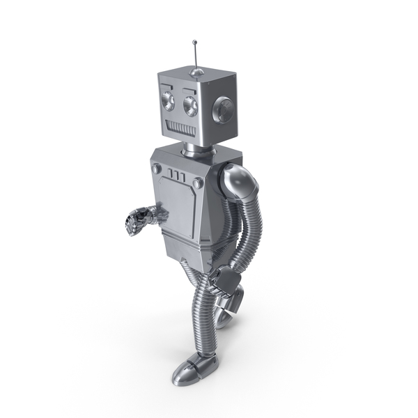 Robot Running PNG & PSD Images