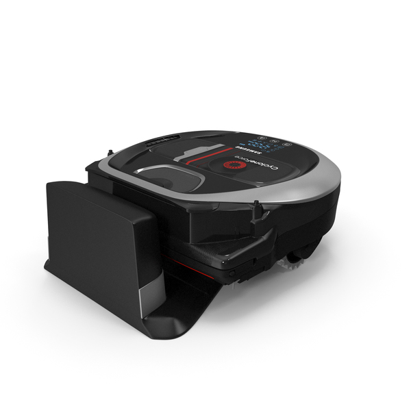 Robot Vacuum Samsung VR7260 with Docking Station PNG & PSD Images