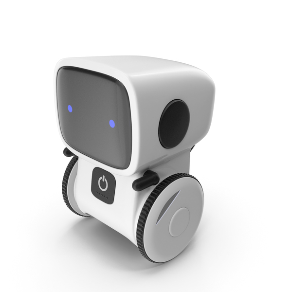 Robot White PNG & PSD Images