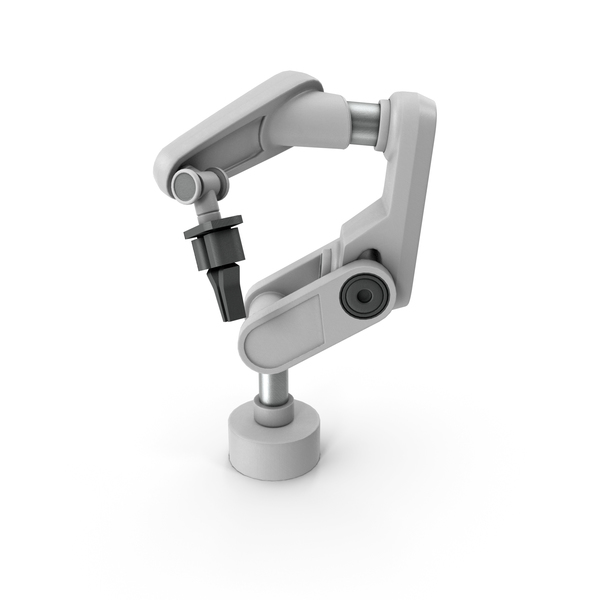 Robotic Arm Fixed PNG & PSD Images