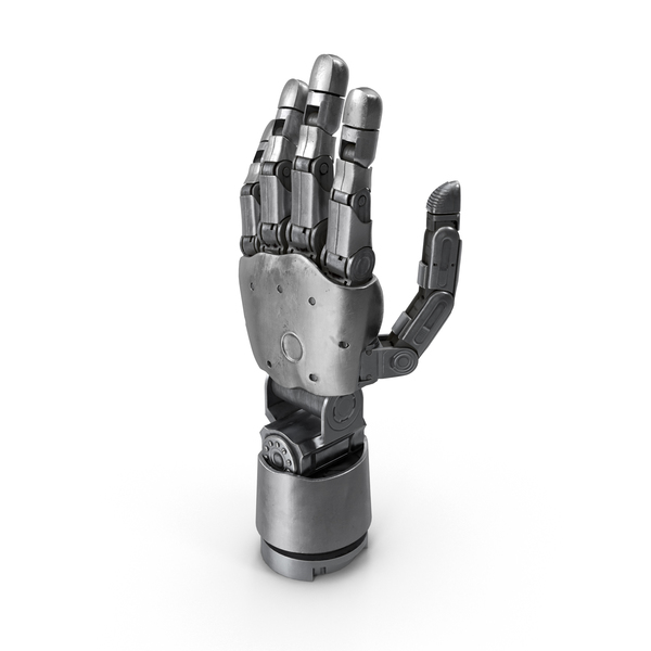 Robotic Hand PNG & PSD Images