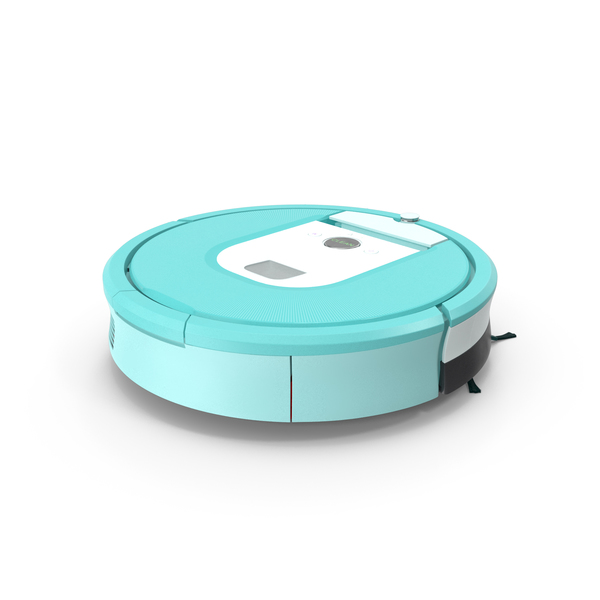 Robot: Robotic Vacuum Cleaner Generic PNG & PSD Images