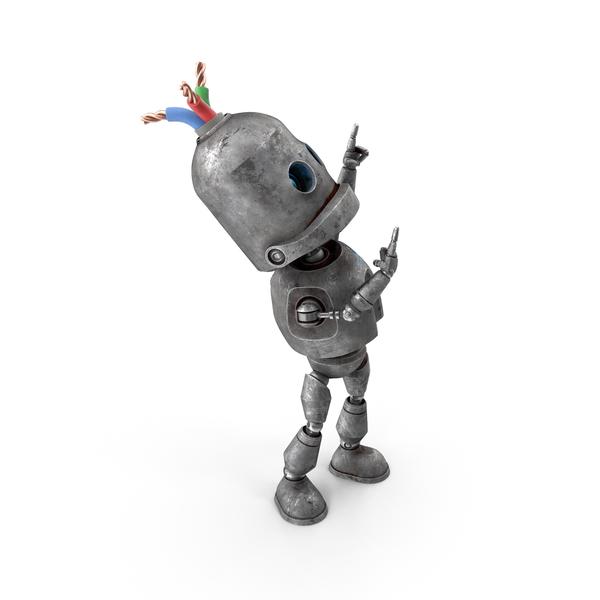 RobotRob PNG & PSD Images