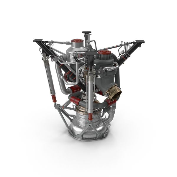 Rocket Engine PNG & PSD Images