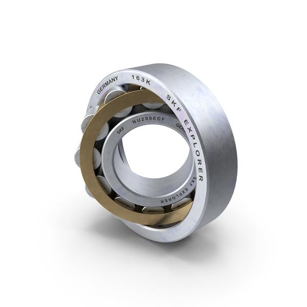 Bearings: Roller Bearing PNG & PSD Images