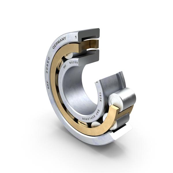 Bearings: Roller Bearing Cut Inside PNG & PSD Images