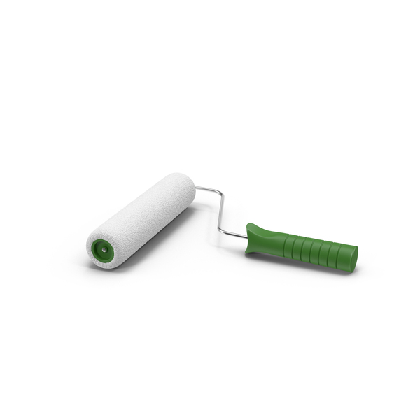 Roller Brush PNG & PSD Images
