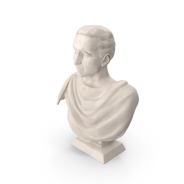 Roman Bust PNG & PSD Images