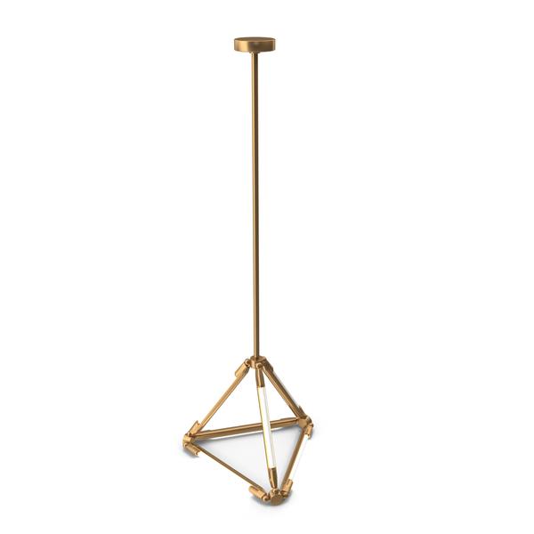 Romatti Dixon Hanging Lamp PNG & PSD Images