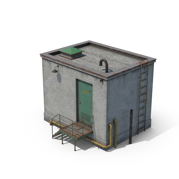 Rooftop Building PNG & PSD Images