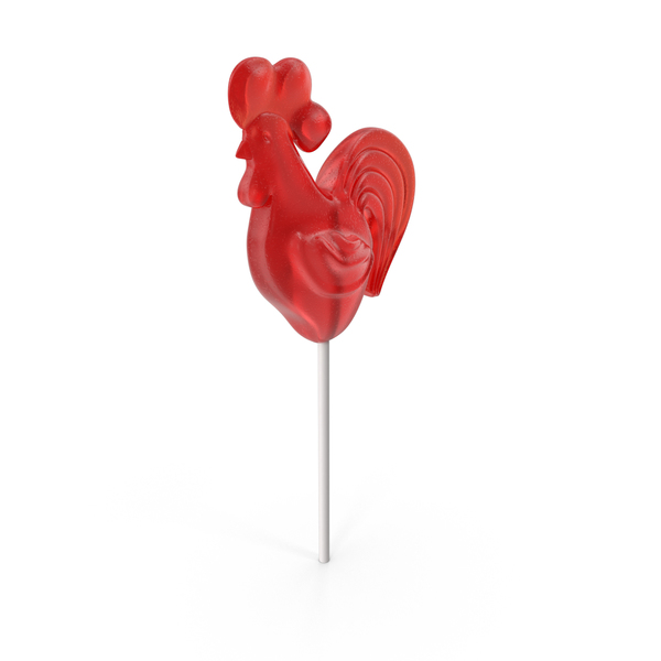 Rooster Lollipop PNG & PSD Images