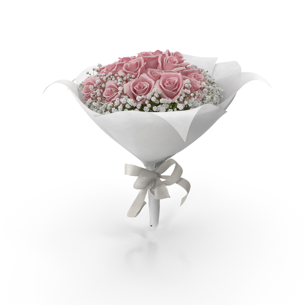 Rose Bouquet PNG & PSD Images