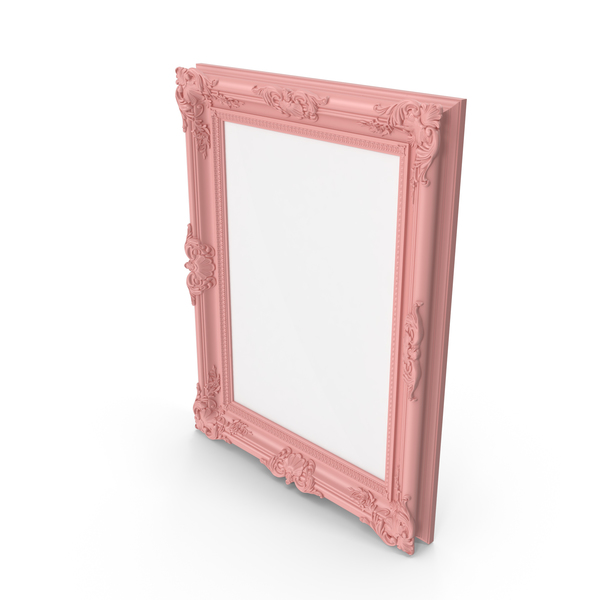 Rose Picture Frame PNG & PSD Images