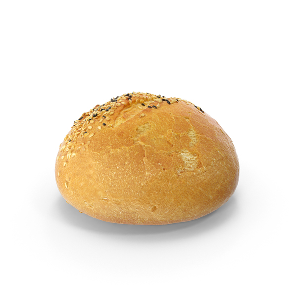 Round Bread PNG & PSD Images