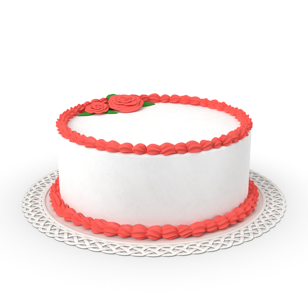 Round Cake PNG & PSD Images