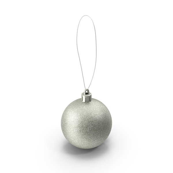 Ball: Round Christmas Ornament PNG & PSD Images