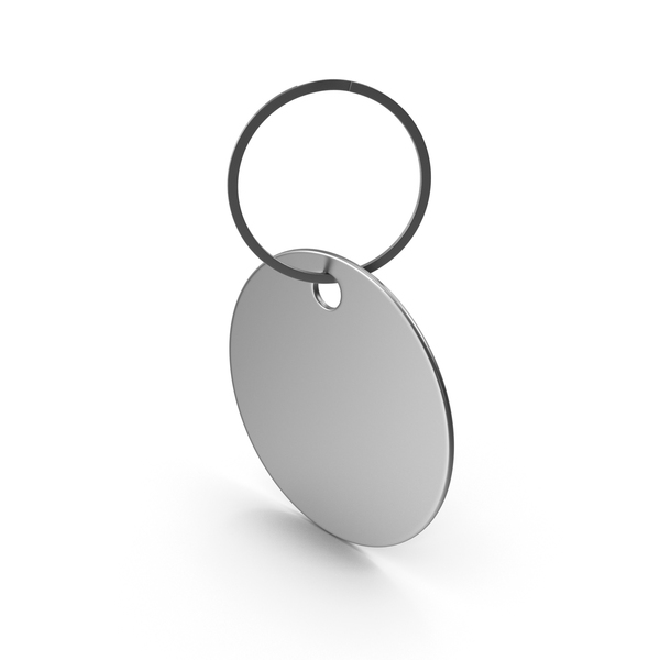 Round Keytag PNG & PSD Images