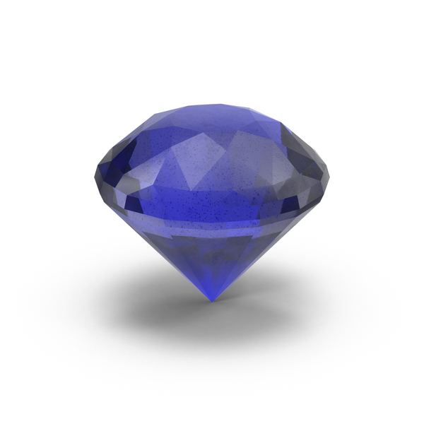 Round Sapphire PNG & PSD Images