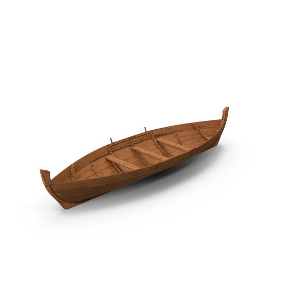 Rowboat Object
