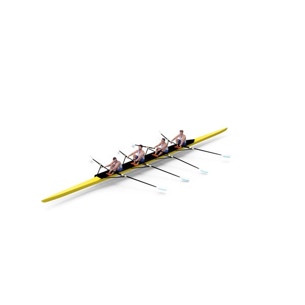 Rowboat: Rowers PNG & PSD Images