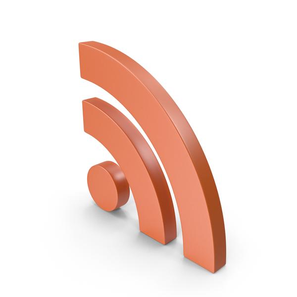 RSS Symbol PNG & PSD Images