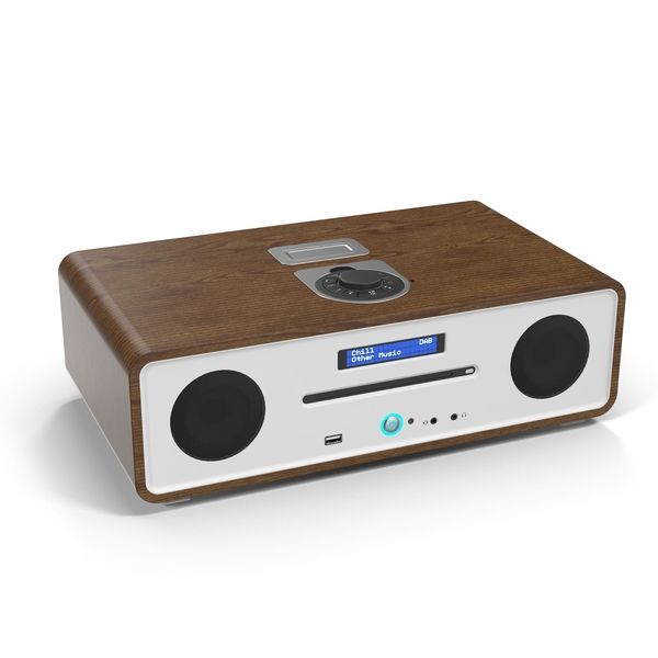 Mp3 Docking Station: Ruark Audio R2 PNG & PSD Images