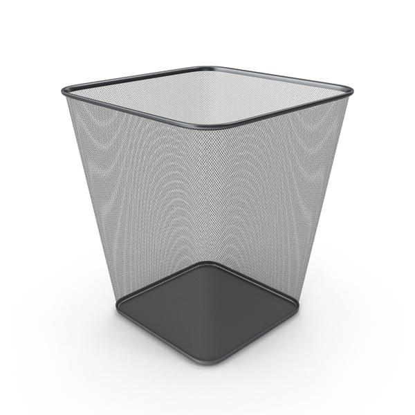 Rubbish Bin PNG & PSD Images