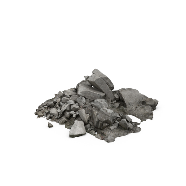 Rubble PNG & PSD Images