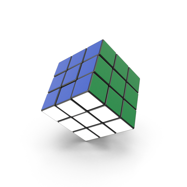 Puzzle: Rubik's Cube PNG & PSD Images