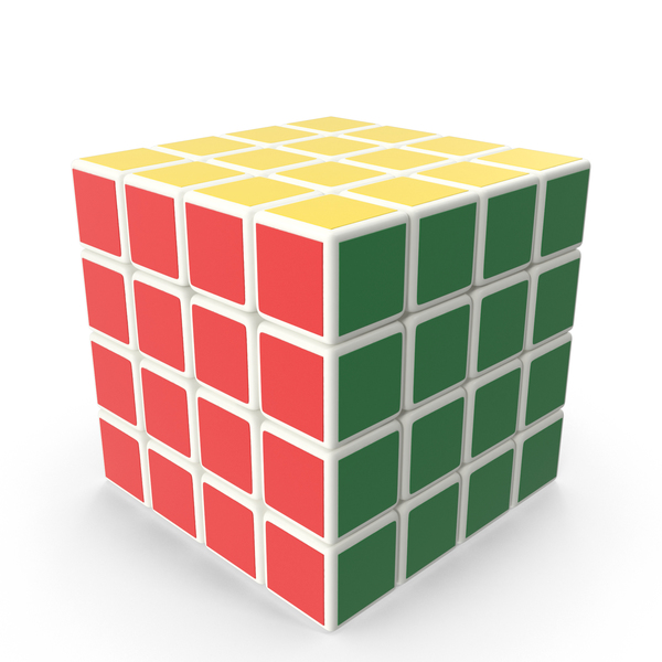 Rubik's Revenge PNG & PSD Images
