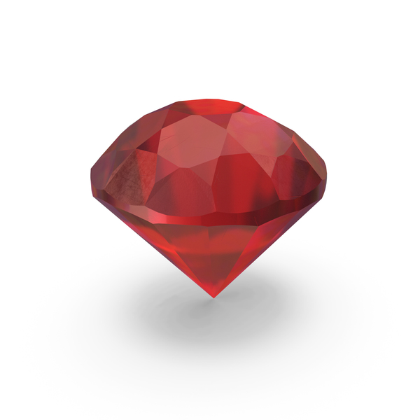 Ruby Diamond PNG & PSD Images