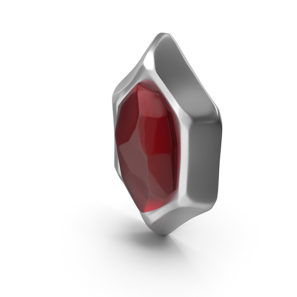 Ruby Gemstone PNG & PSD Images