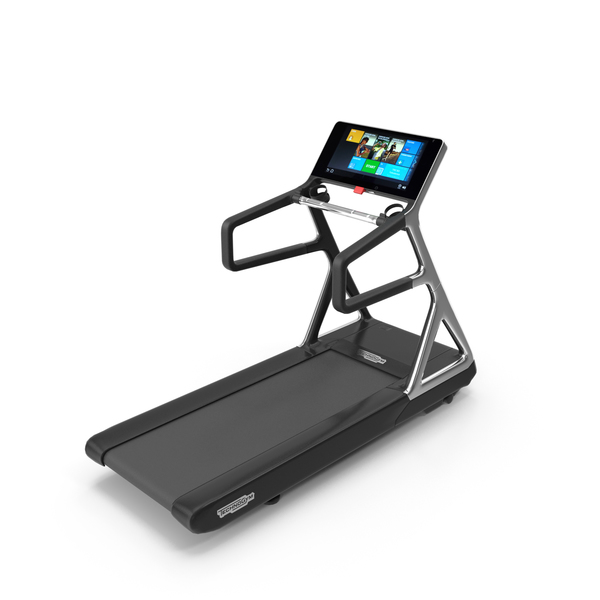 Run Personal Technogym PNG & PSD Images