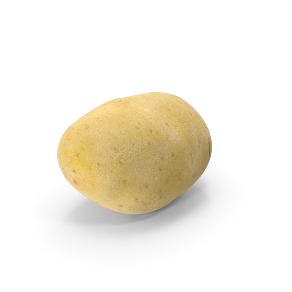 Russet Potato Object