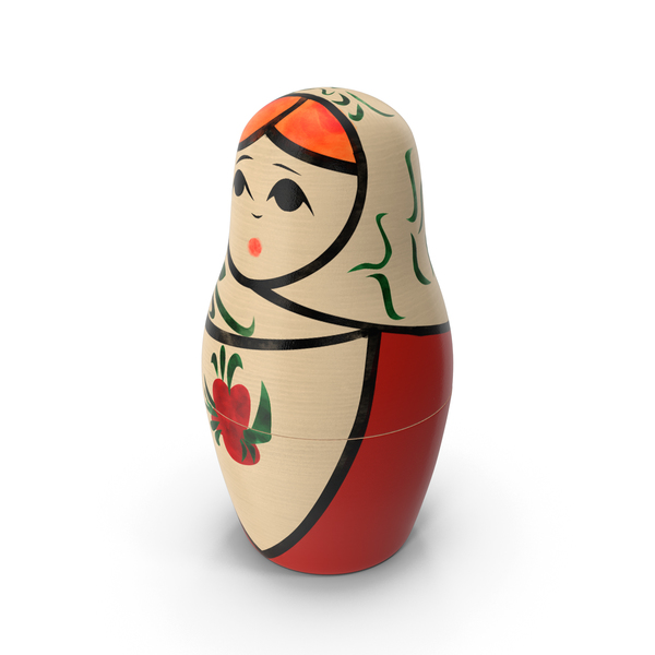 Russian Doll PNG & PSD Images