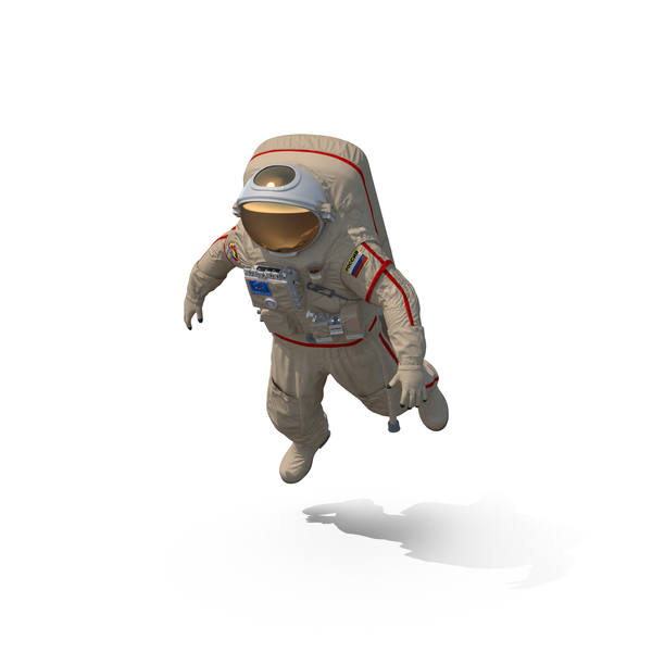Astronaut: Russian Space Suit Orlan MK PNG & PSD Images