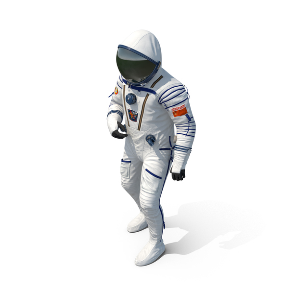 Astronaut: Russian Space Suit Sokol KV2 Object