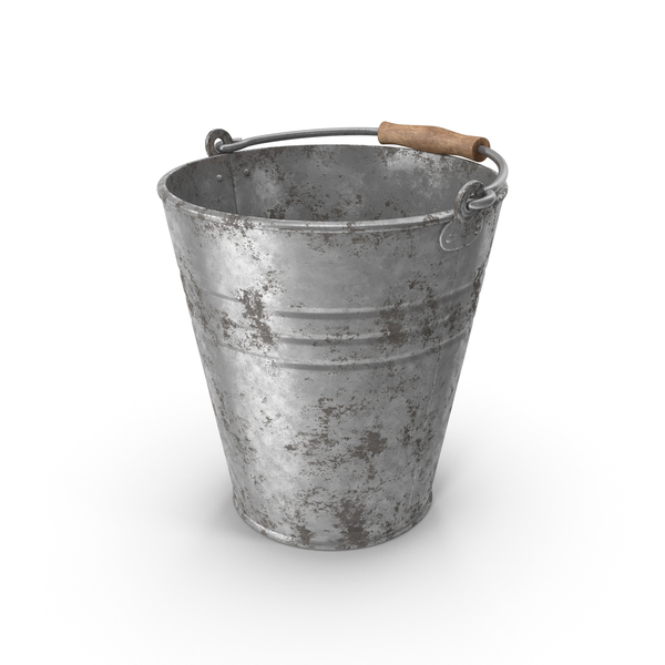 Rusted Bucket PNG & PSD Images