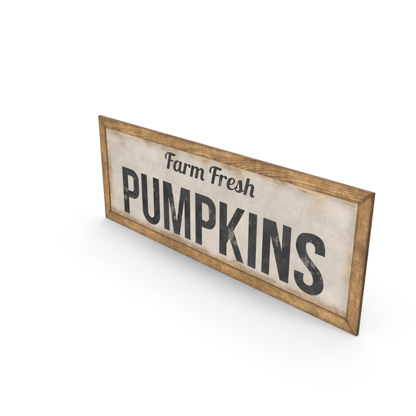 Rustic Farm Sign PNG & PSD Images